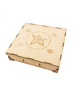 Wooden Box for Card Game