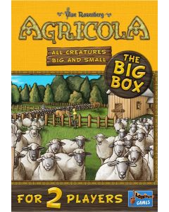 Agricola: All Creatures Big and Small (Big Box)