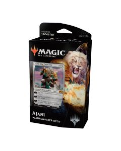 Magic the Gathering: Core Set 2019: Ajani Planeswalker Deck