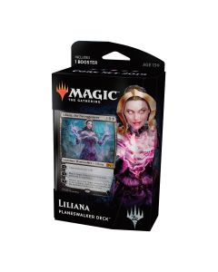 Magic the Gathering: Core Set 2019: Liliana Planeswalker Deck