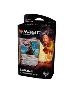 Magic the Gathering: Core Set 2019: Sarkhan Planeswalker Deck