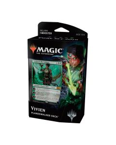 Magic the Gathering: Core Set 2019: Vivien Planeswalker Deck