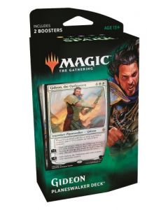 Magic: The Gathering: War of the Spark: Gideon Planeswalker Deck