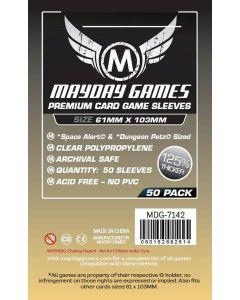 Space Alert & Dungeon Petz Card Sleeves - Premium
