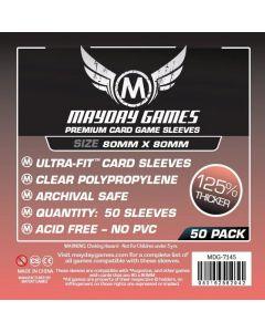 Medium Square Card Sleeves - Standard
