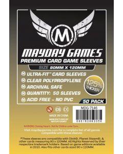 Magnum Gold Card Sleeves - Premium