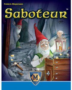 Saboteur - Box Cover