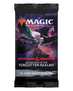Magic The Gathering: Adventures in the Forgotten Realms: Draft Booster Pack