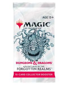 Magic The Gathering: Adventures in the Forgotten Realms: Collector Booster Pack