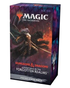 Magic The Gathering: Adventures in the Forgotten Realms: Prerelease Pack