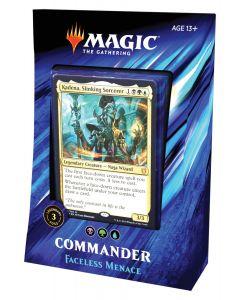 Magic The Gathering: Commander 2019: Faceless Menance