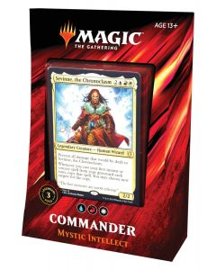 Magic The Gathering: Commander 2019: Mystic Intellect