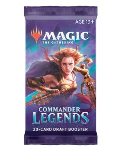 Magic the Gathering: Commander Legends: Draft Boosters Pack