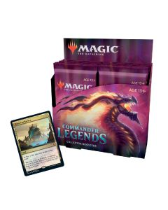 Magic The Gathering: Commander Legends: Collector Booster Box