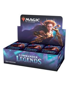 Magic the Gathering: Commander Legends: Draft Booster Box