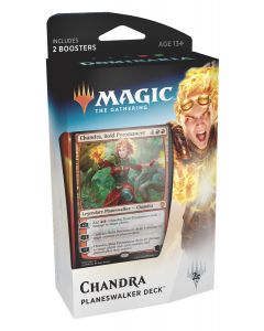 Magic the Gathering: Dominaria: Chandra Planeswalker Deck