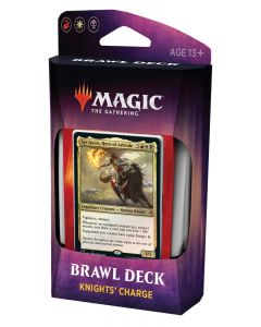 Magic The Gathering: Throne of Eldraine Brawl Deck: Knights' Charge