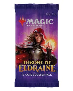 Magic The Gathering: Throne of Eldraine Draft Booster Pack