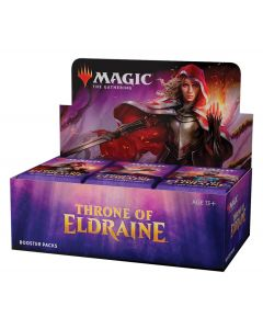 Magic The Gathering: Throne of Eldraine Draft Booster Box