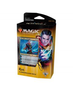 Magic: The Gathering: Guilds of Ravnica: Ral Planeswalker Deck