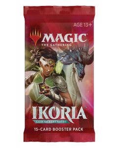 Magic The Gathering: Ikoria: Lair of Behemoths Draft Booster Pack
