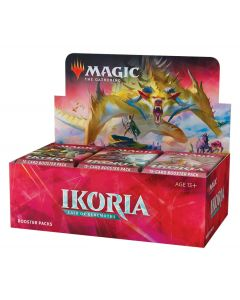 Magic The Gathering: Ikoria: Lair of Behemoths Draft Booster Box