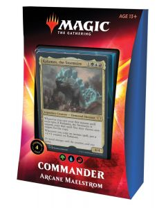 Magic The Gathering: Commander 2020: Arcane Malestorm