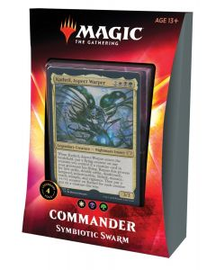Magic The Gathering: Commander 2020: Symbiotic Swarm
