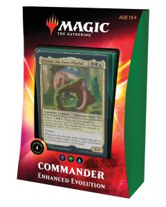 Magic The Gathering: Commander 2020: Enhanced Evolution