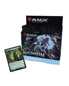 Magic The Gathering: Kaldheim: Collector Booster Box