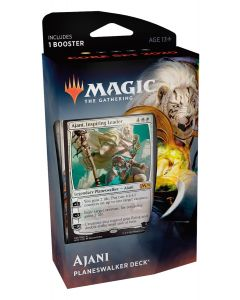 Magic: The Gathering: Core Set 2020 Ajani Planeswalker Deck