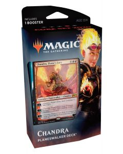 Magic: The Gathering: Core Set 2020 Chandra Planeswalker Deck