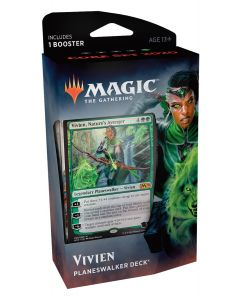 Magic: The Gathering: Core Set 2020 Vivien Planeswalker Deck