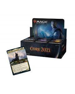 Magic The Gathering: Core Set 2021: Draft Booster Box
