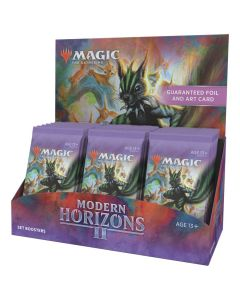 Magic The Gathering: Modern Horizons 2: Set Booster Box