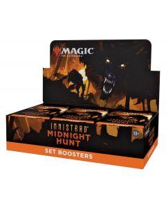 Magic The Gathering: Innistrad: Midnight Hunt: Set Booster Box