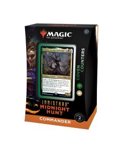 Magic The Gathering: Innistrad: Midnight Hunt: Coven Counters Commander Decks