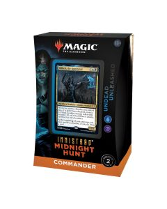 Magic The Gathering: Innistrad: Midnight Hunt: Undead Unleashed Commander Decks