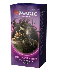 Magic the Gathering: Challenger Decks 2020: Final Adventure