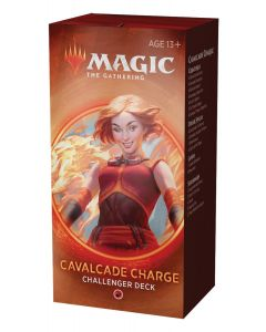 Magic the Gathering: Challenger Decks 2020: Cavalcade Charge