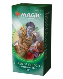 Magic the Gathering: Challenger Decks 2020: Flash of Ferocity