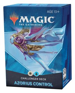 Magic the Gathering: Challenger Decks 2021: Azorious Control