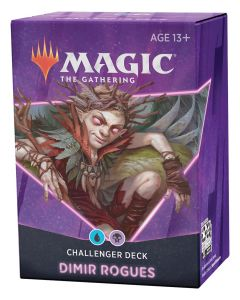 Magic the Gathering: Challenger Decks 2021: Dimir Rogues