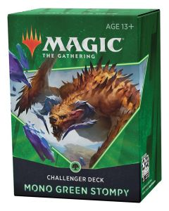 Magic the Gathering: Challenger Decks 2021: Mono Green Stompy