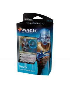 Magic: The Gathering: Ravnica Allegiance: Dovin Planeswalker Deck