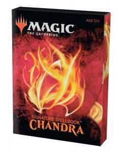 Magic the Gathering: Signature Spellbook: Chandra