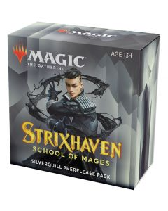 Magic the Gathering: Strixhaven: School of Mages Silverquill Prerelease Pack