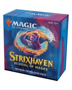 Magic the Gathering: Strixhaven: School of Mages Prismari Prerelease Pack