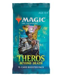 Magic The Gathering: Theros Beyond Death Draft Booster Pack