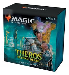 Magic The Gathering: Theros Beyond Death Prerelease Pack